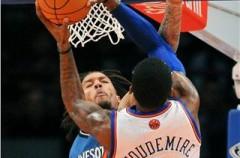 NBA: Stoudemire llena de esperanza a los Knicks