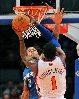 Amare Stoudemire es nuevamente jugador de la semana en la NBA