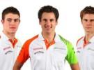 Force India confirma a Di Resta y Sutil así que solo queda inscribir un nombre en la parrilla de Fórmula 1 de 2011