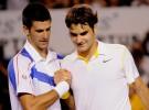Open de Australia 2011:  Djokovic vence en forma brillante a Federer y es finalista