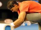 Open de Australia 2011:  David Ferrer vence a un lesionado Rafa Nadal y jugará ante Murray en semifinales