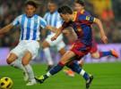 Liga Española 2010/11 1ª División: el Barça golea por 4-1 al Málaga y toma 4 puntos de ventaja