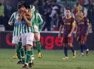 Copa del Rey 2010/11: el Betis se despide de la Copa venciendo al Barça por 3-1