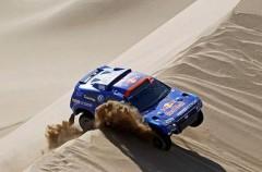Dakar 2011 Etapa 8: Nasser Al-Attiyah gana la etapa y se coloca líder en la general por delante de Carlos Sainz