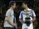 Ranking ATP: Rafa Nadal sigue número 1, Djokovic acecha a Federer tras ganar el Open de Australia