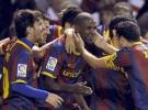 Copa del Rey 2010/11: Barcelona, Deportivo y Sevilla a cuartos de final
