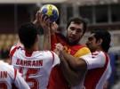 Mundial de balonmano 2011: España debuta con un triunfo ante Bahrein