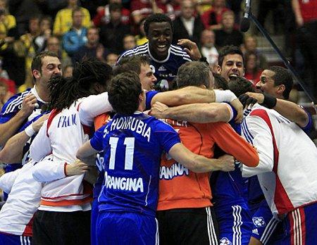 Francia ha ganado el Mundial de balonmano 2011