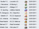 Liga Española 2010/11 1ª División: horarios y retransmisiones de la Jornada 20 con Barcelona-Racing y Real Madrid-Mallorca