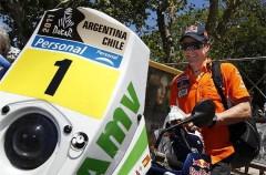 Dakar 2011: Marc Coma comenta sus impresiones antes del arranque de la prueba