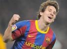 Copa del Rey 2010/11: Messi celebra el Balón de Oro con un hat-trick ante el Betis