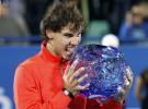 Torneo de exhibición de Abu Dhabi: Nadal comienza el año ganando la final a Federer