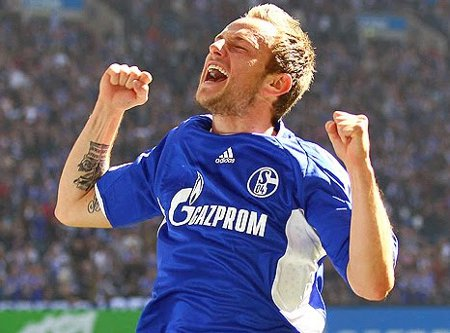 El croata del Schalke 04 Rakitic es el nuevo fichaje del Sevilla
