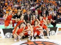 Copa de la Reina de baloncesto 2011: Rivas Ecópolis gana la final contra pronóstico