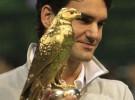 Doha 2011: Roger Federer consigue el título tras ganar en la final a Nikolay Davydenko