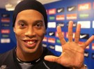Ronaldinho regresa a Brasil para jugar en el Flamengo