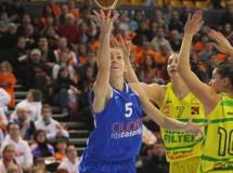 Copa de la Reina de baloncesto 2011: Ros Casares y Rivas Ecópolis jugarán mañana la final