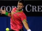 Open de Australia 2011: Djokovic, Berdych, Verdasco, Robredo y Almagro a tercera ronda, eliminado Montañés