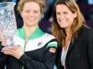 WTA Paris: Clijsters y Kvitova a semifinales; WTA Pattaya Open: Zvonareva y Hantuchova, eliminada Ivanovic