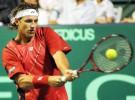 ATP Santiago: Nalbandián a 2ª ronda, cae Mónaco; ATP Zagreb: Stepanek avanza, cae Karlovic; ATP Johannesburg: Raonic sorprende a Lu