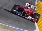Pretemporada Fórmula 1: Alonso y Vettel fueron los más rápidos en el segundo día de test en Valencia
