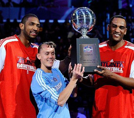 El equipo de Atlanta ganó el Shooting Stars