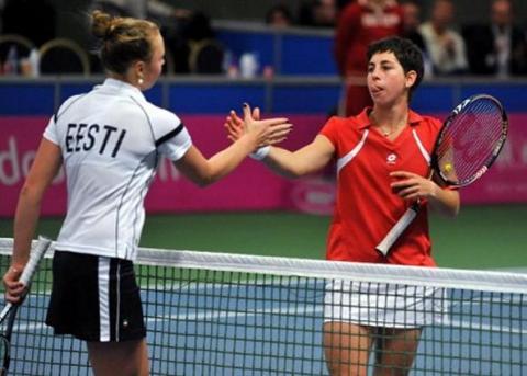Copa Federación 2011: España derrota a Estonia y podrá luchar por el ascenso al Grupo Mundial