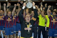 Sorteo de la Copa del Rey 2011 de balonmano