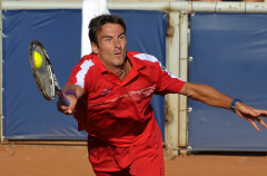 ATP Santiago:  Robredo y Giraldo finalistas; ATP Zagreb: Dodig y Berrer finalistas, cae García-López; ATP Johannesburg: Anderson y Devvarman finalistas