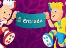 La UEFA inicia en marzo la venta de entradas para la Eurocopa 2012 de Ucrania y Polonia