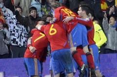 España sub 21 gana 2-1 a Dinamarca en partido amistoso