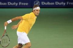 Federer y Djokovic finalistas en Dubai; Wozniacki y Zvonareva finalistas en Doha
