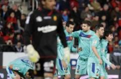 Liga Española 2010/11 1ª División: el Barcelona derrota al Mallorca por 0-3