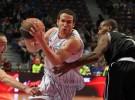 Copa del Rey de Baloncesto 2011: Caja Laboral sufre para vencer a Bilbao Basket y se mete en semifinales
