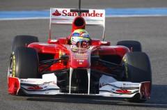 Pretemporada Fórmula 1: Felipe Massa es el más rápido en el primer día en Jerez