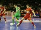 Copa de España de Fútbol-Sala: Caja Segovia-F.C. Barcelona y ElPozo Murcia-Lobelle son las semifinales