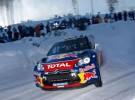 Rally de Suecia: cinco pilotos se encuentran en un margen de 15 segundos y se jugarán el triunfo el domingo