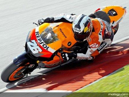 Pretemporada MotoGP: Dani Pedrosa logra los mejores tiempos en la segunda jornada en Sepang