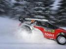 Rally de Suecia: Mads Østberg es el líder tras la primera jornada en la que Sebastien Loeb perdió casi 3 minutos