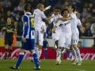 Liga Española 2010/11 1ª División: el Real Madrid gana por 0-1 en terreno del Espanyol con un hombre menos