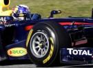 Pretemporada Fórmula 1: Sebastian Vettel sacó un segundo a Fernando Alonso en el primer día de test en Montmeló