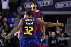 Copa del Rey de Baloncesto 2011: Bilbao Basket-Caja Laboral y Regal Barcelona-DKV Joventut componen la 2ª jornada