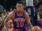 NBA: los Pistons retirarán la camiseta de Dennis Rodman