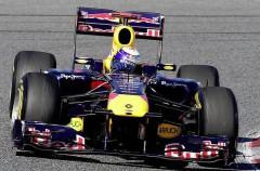 Pretemporada Fórmula 1: Vettel vuelve a ser el más rápido en Cataluña por delante de Alguersuari y Alonso