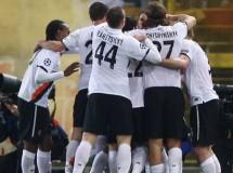 Liga de Campeones 2010/11: el Shakhtar gana a la Roma a domicilio