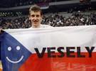 El checo Jan Vesely es el mejor jugador joven de Europa en 2010