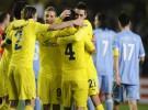 Europa League 2010/11: el Villarreal a octavos tras ganar 2-1 al Napoles