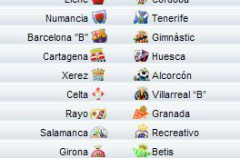Liga Española 2010/11 2ª División: previa, horarios y retransmisiones de la Jornada 29