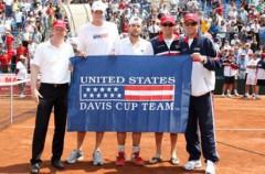 Copa Davis 2011: Estados Unidos será rival de España en cuartos de final
