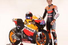 Entrevista a Casey Stoner, el nuevo piloto de Repsol Honda, a pocos días de que comience el Mundial de MotoGP